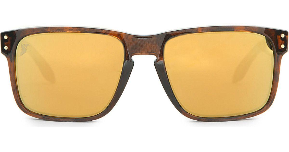 cdokn Oakley Shaun White Tortoiseshell Holbrook Sunglasses Oo9102 - For