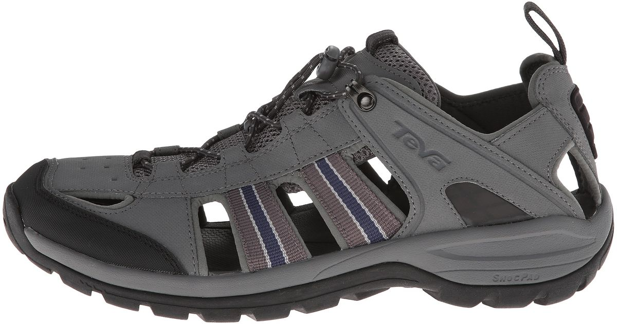 283dec193404e Lyst - Teva Kimtah Sandal in Gray for Men