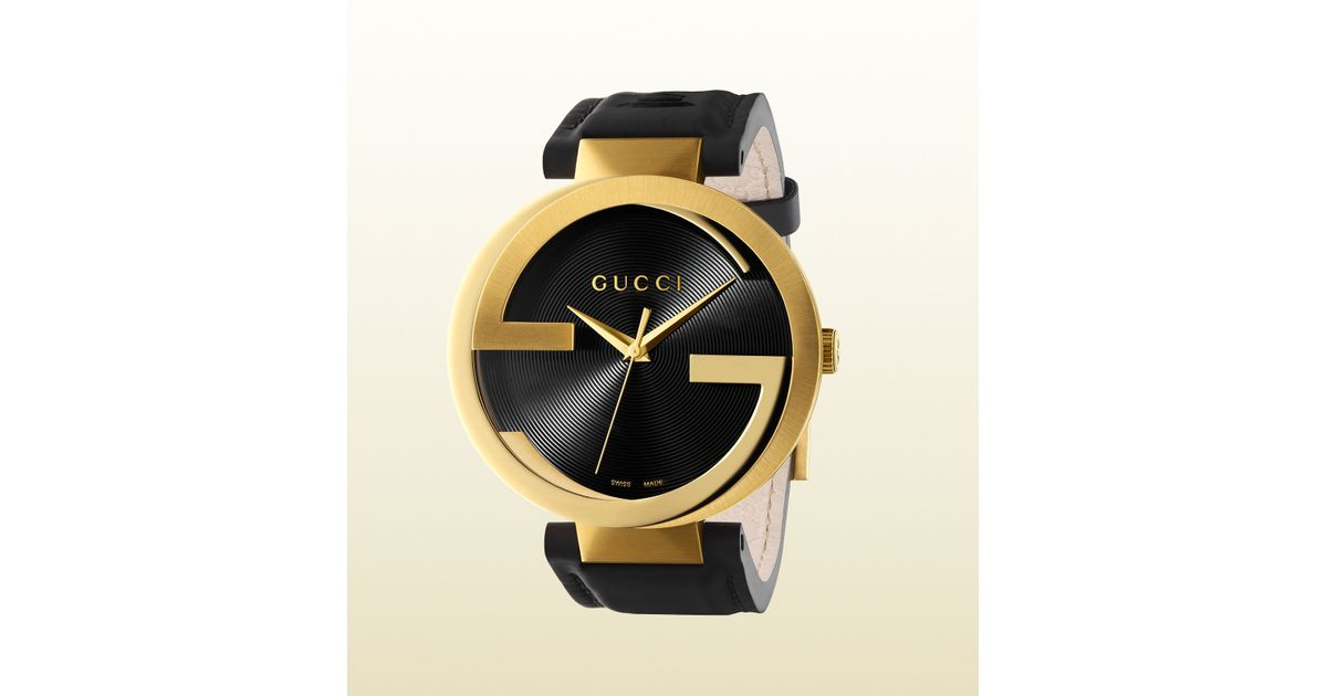 ae816ecdc2c Lyst - Gucci Latin Grammy® Special Edition Interlocking Extra Large Watch  in Metallic for Men