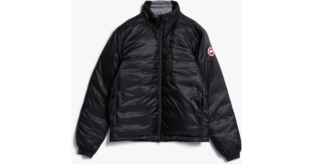 Canada Goose chateau parka online authentic - Canada goose Lodge Down Jacket In Black in Black for Men | Lyst