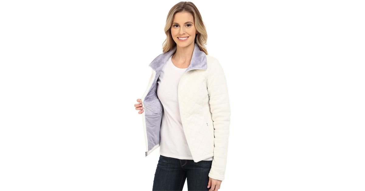 Womens North Face Apex Bionic Jacket Quilt Expo