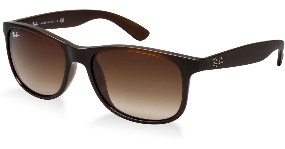 e2d997612d Lyst - Ray-Ban Rb4202 in Brown