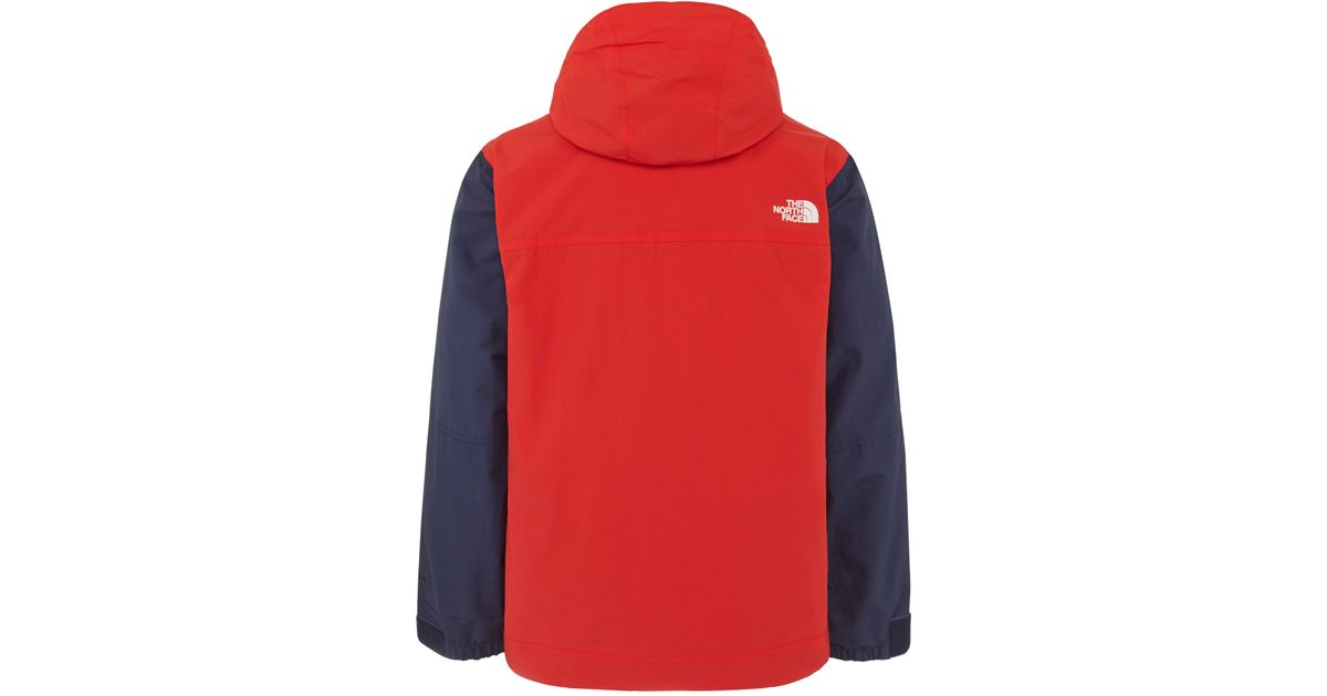 d0c4552a9 new zealand north face pine crest jacket red 680e6 0f234