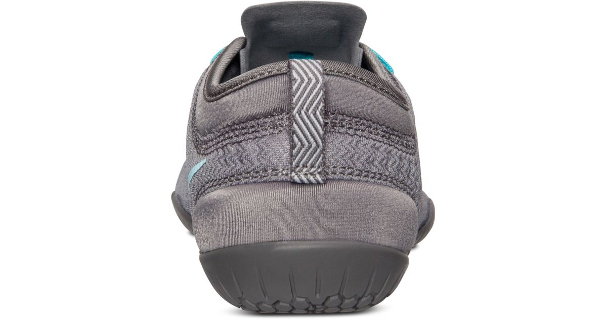 competitive price 37a35 0115d Nike Women s Free 1.0 Cross Bionic Training Sneakers From Finish Line in  Gray - Lyst
