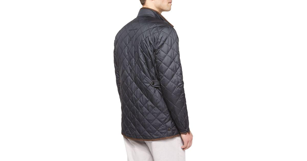Peter Millar Chesapeake Lightweight Quilted Jacket In