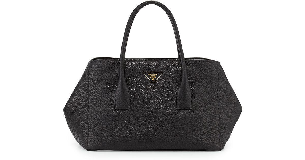 prada tessuto nylon bags - prada vitello daino leather medium wide-strap hobo bag, parada purse