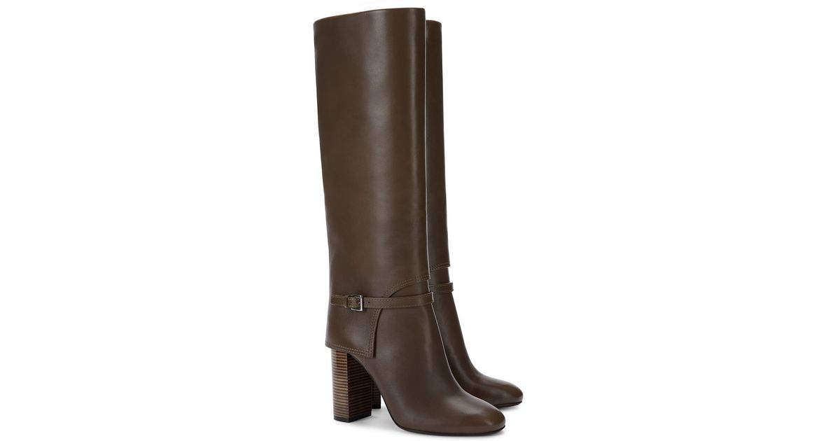 wide range of sale online buy cheap fashion Style Tory Burch Faye Knee-High Boots clearance sale online Y186D