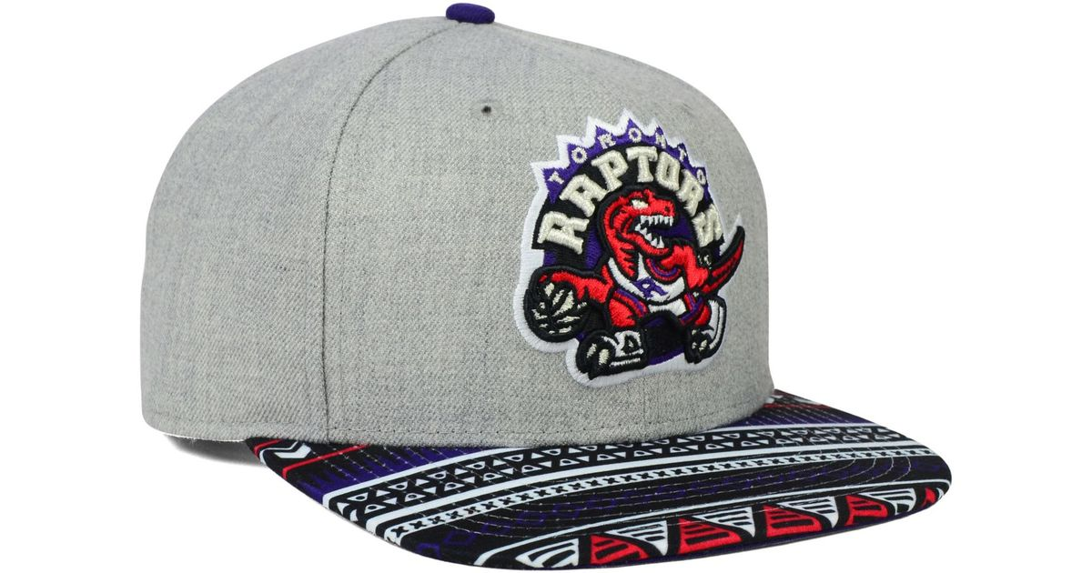 2108c780052 ... ireland lyst ktz toronto raptors neon mashup 9fifty snapback cap in  gray for men 69aa7 81821