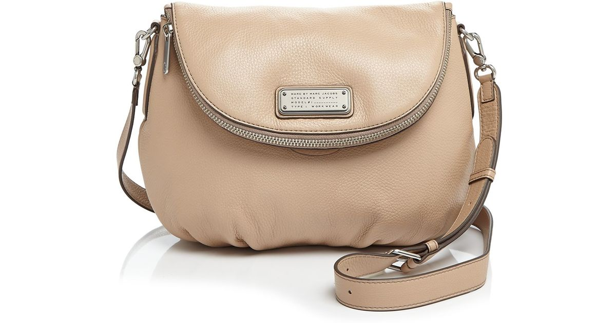 002c4af38faa Lyst - Marc By Marc Jacobs Crossbody - New Q Natasha in Natural