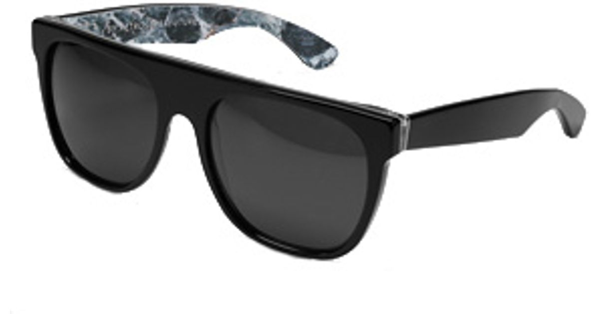 Lyst - Retrosuperfuture Super Flat Top Marmo Alpi in Black for Men