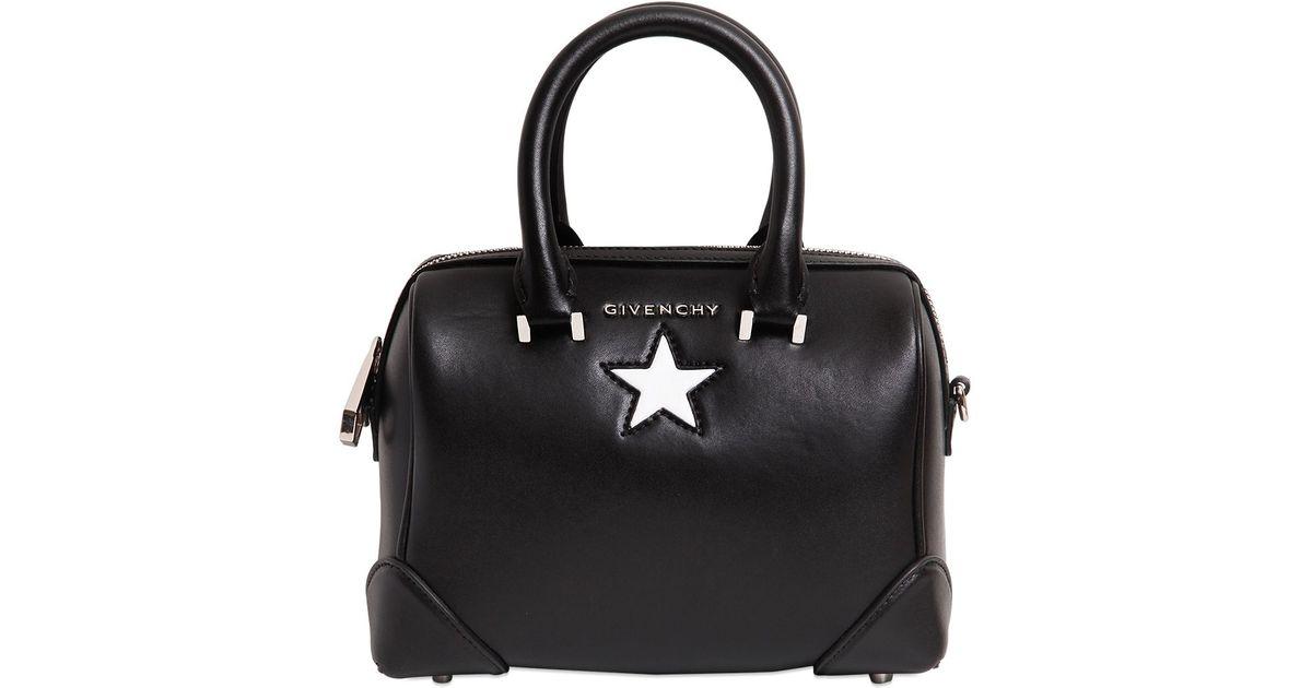 decca1d2f4 Lyst - Givenchy Micro  lucrezia  Tote in Black