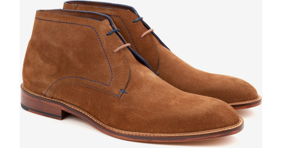 Suede Desert Boots Ted Baker Outlet Manchester Great Sale upfRGF