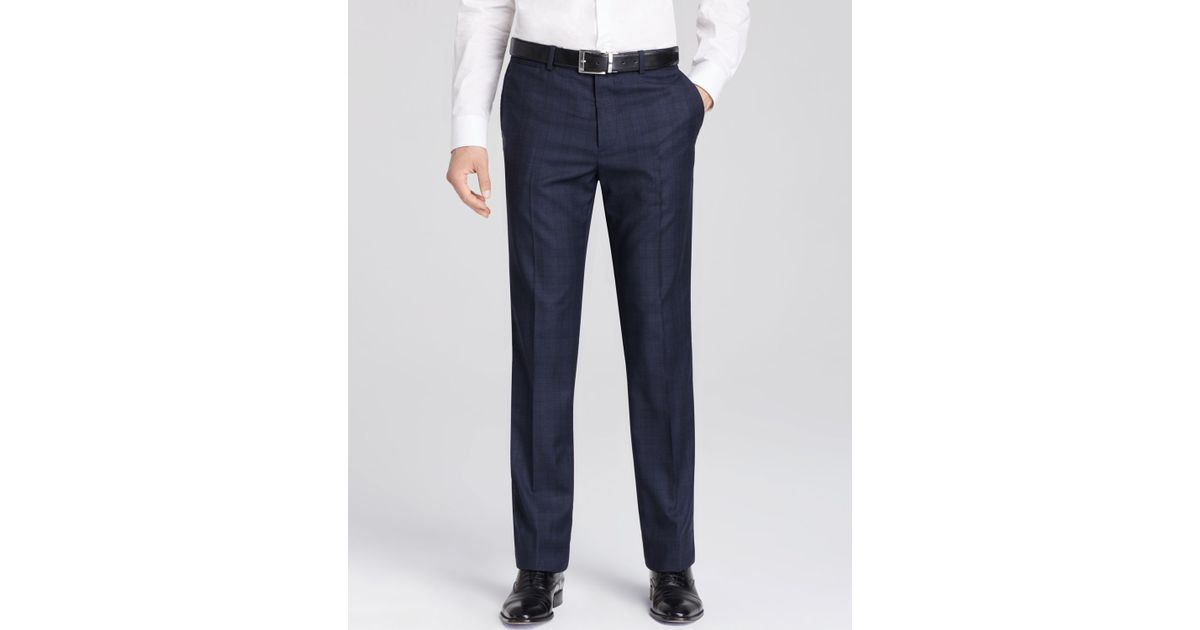 slim-fit trousers - Blue Theory 0SYN6k