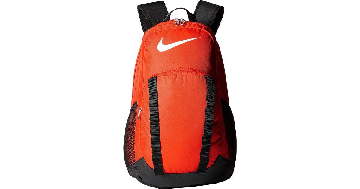 Lyst - Nike Brasilia 7 Backpack Xl in Orange for Men