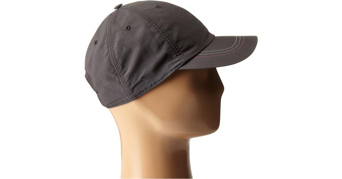 049dbd3631c Lyst - The North Face Horizon Ball Cap in Black for Men