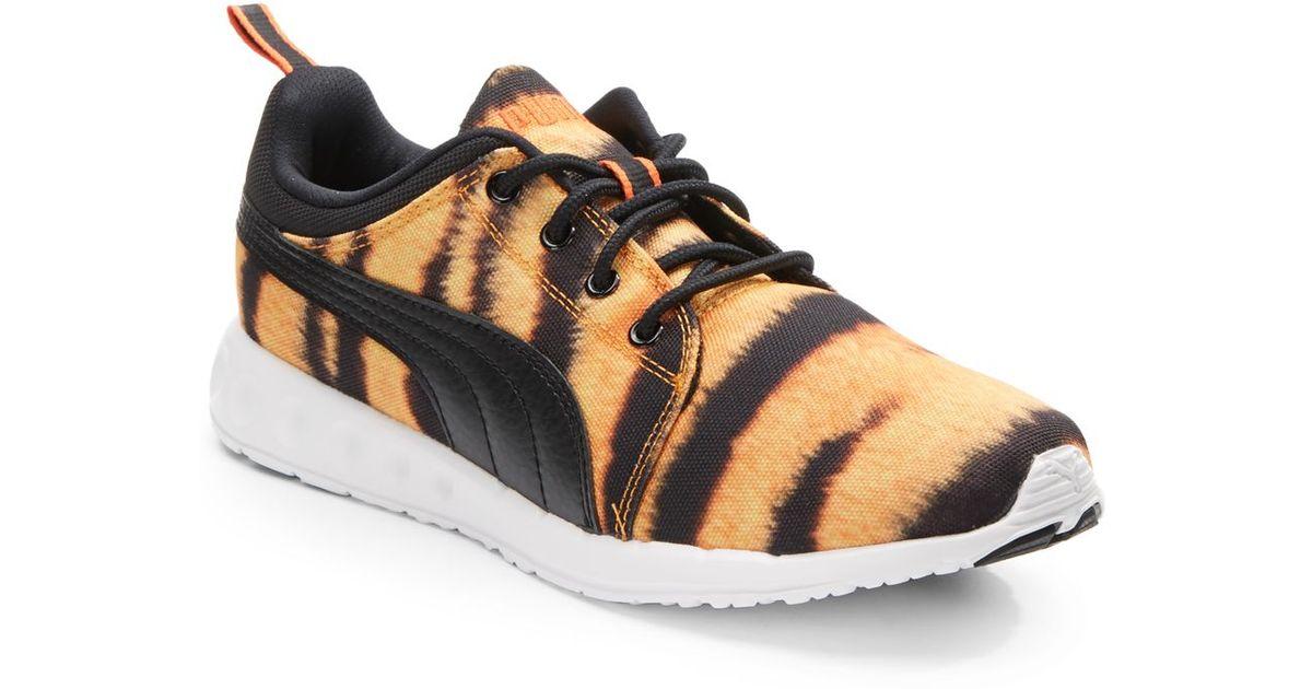 puma carson runner knit tige noir  44f90400c