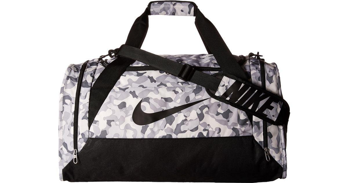 01d66fb550 Lyst - Nike Brasilia 6 Duffel Graphic Medium for Men