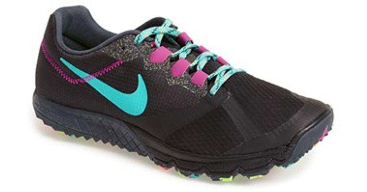 7e32c355d334 Lyst - Nike  zoom Wildhorse 2  Running Shoe in Black