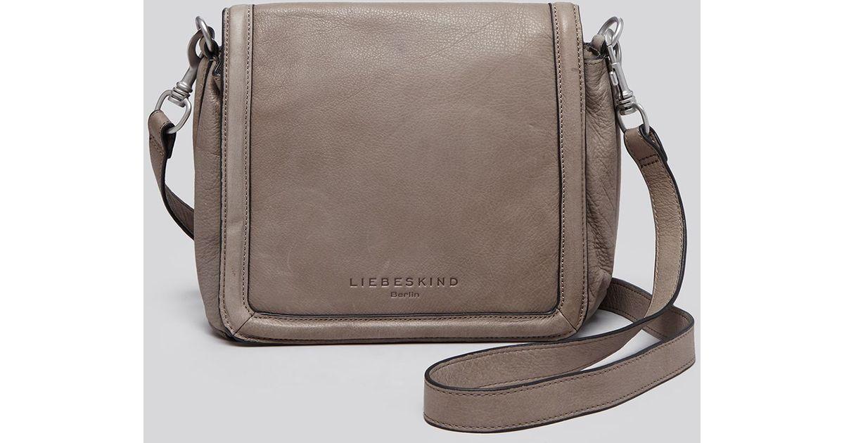 ccff927be Liebeskind Crossbody - Vintage Katelyn in Brown - Lyst
