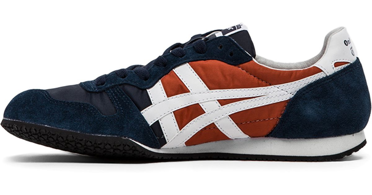 Lyst - Onitsuka tiger Serrano in Blue for Men