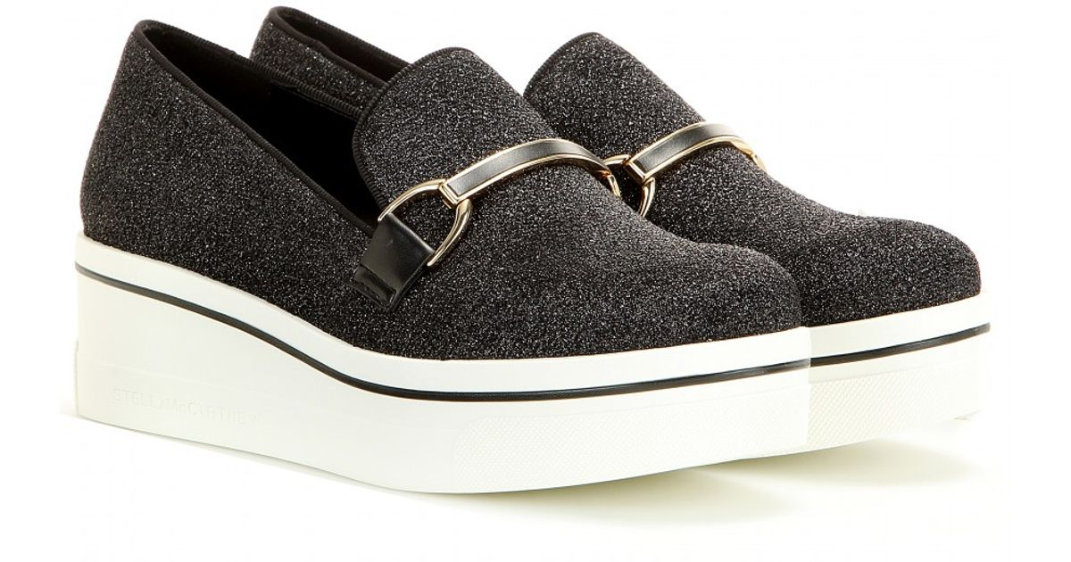 Stella McCartney Embellished Slip-On Sneakers recommend cheap online sale browse clearance online amazon cheap sale low shipping clearance best prices OsZewEVtj