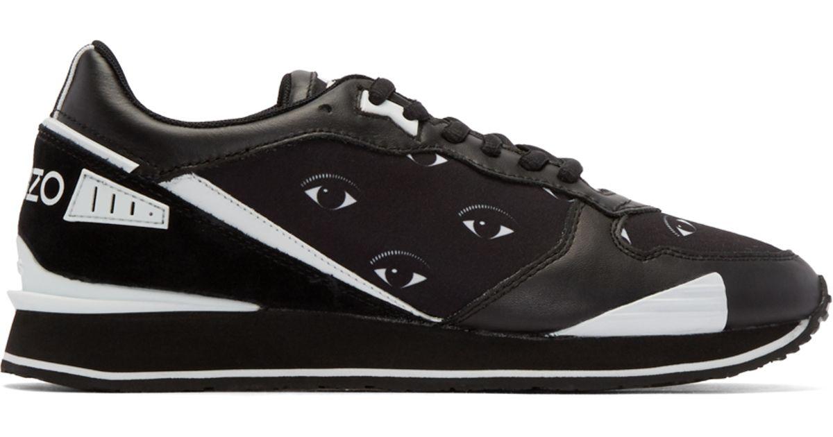 Chaussures De Sport Pour Les Yeux Kenzo - Noir 3hsXsOHDG