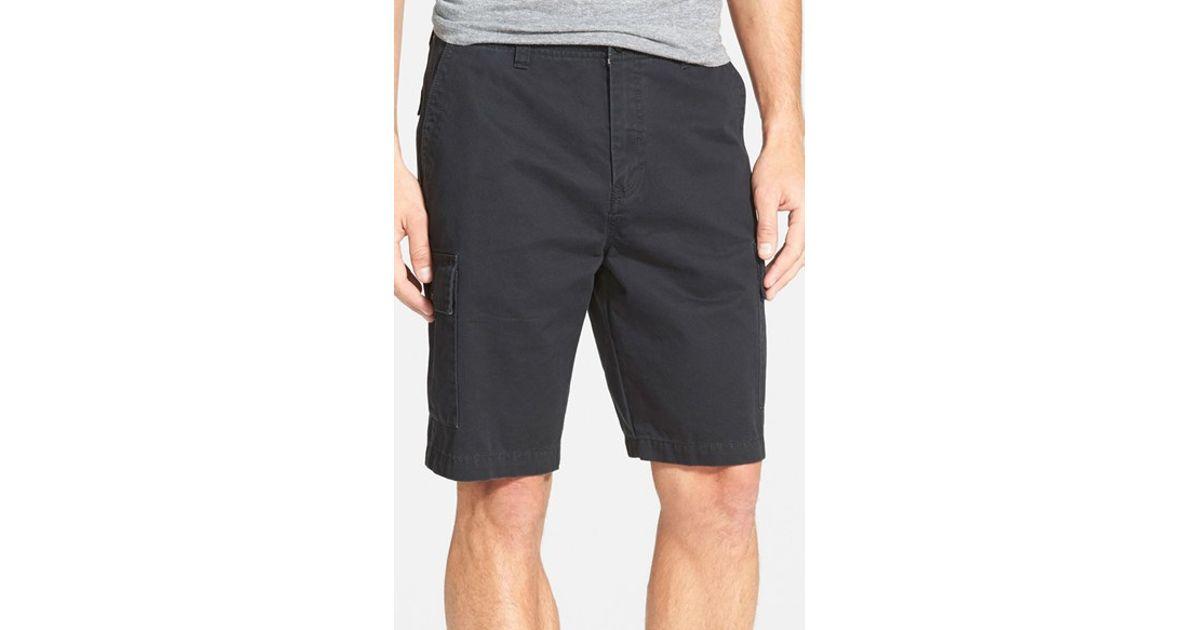 6c5cfa4725 Lyst - Quiksilver 'everyday' Cargo Shorts in Gray for Men
