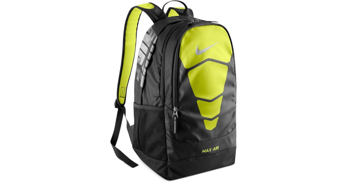 be94604a9f1dd3 Lyst - Nike Vapor Max Air Backpack in Yellow for Men
