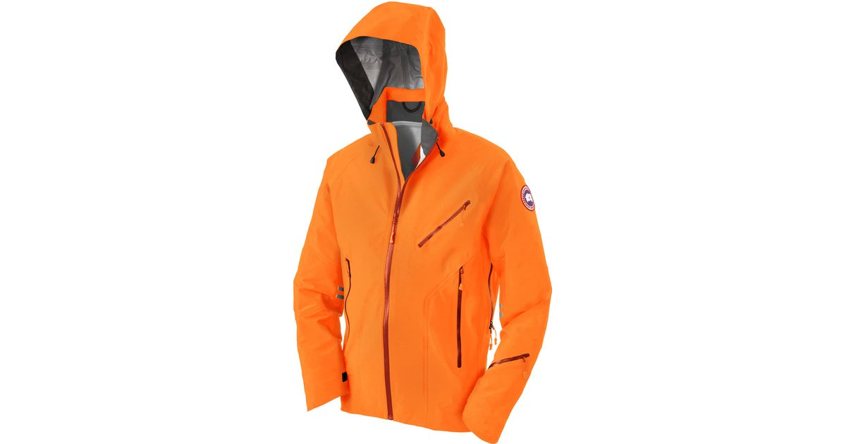 Canada Goose kensington parka online official - Canada goose Timber Shell Jacket in Orange for Men (Sunset Orange ...