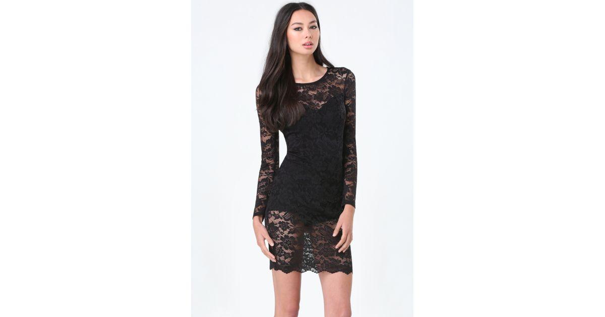 lace lingerie dress - photo #8