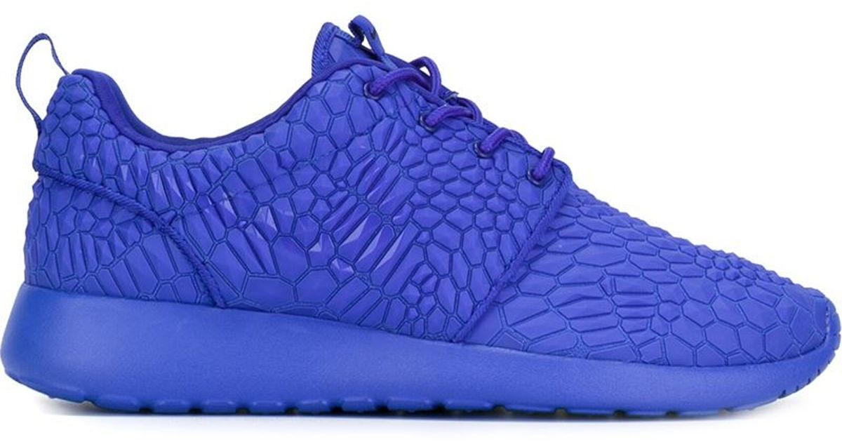 sports shoes d613c 21db7 Nike - Blue Roshe One Dmb Sneakers - Lyst