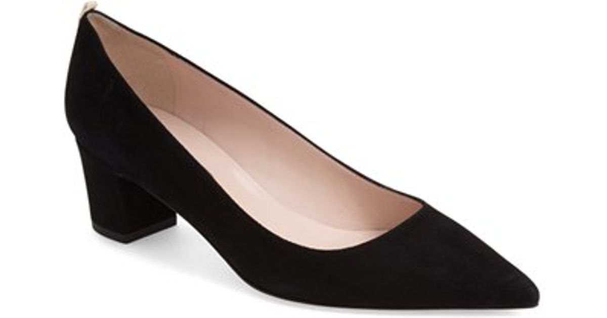Pointy Toe Block Heel Pumps sale low price fee shipping discount with credit card 2015 new cheap sale manchester great sale mrcmc
