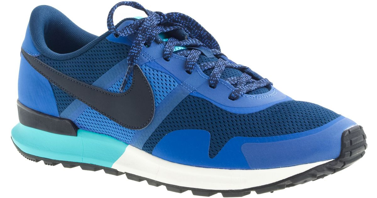 92dd3d839b8e J.Crew Nike For Vintage Collection Air Pegasus 83 Sneakers in Blue for Men  - Lyst