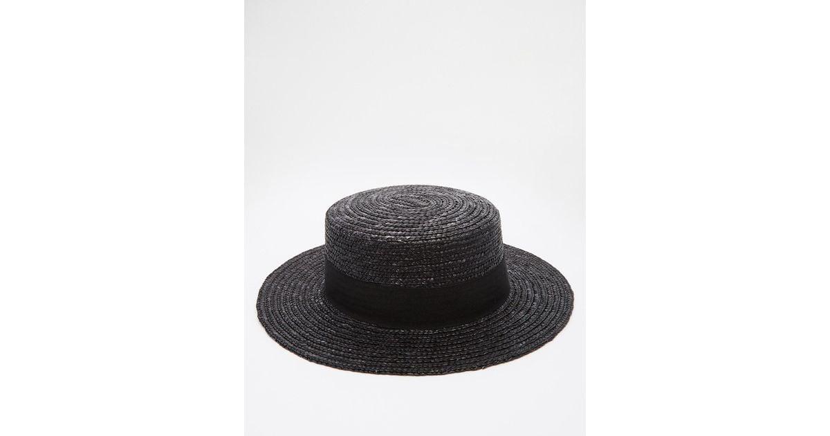 3e46f4062f965 Failsworth Men S Retro Stripe Band Oxford Straw Boater Hat