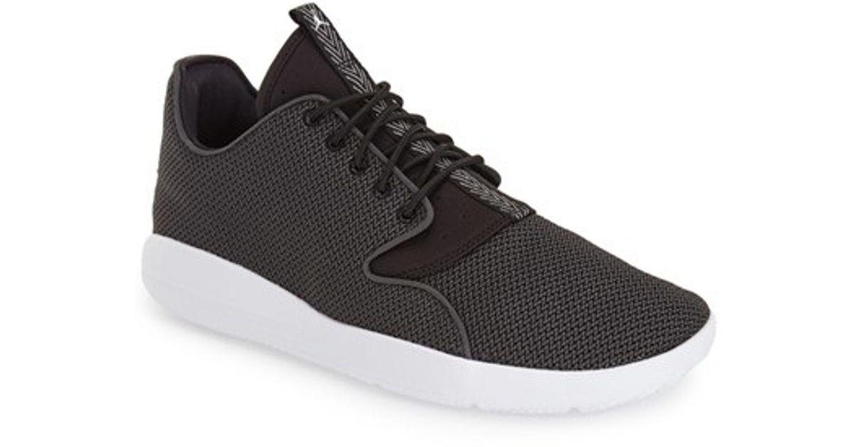 sports shoes 521f9 aded6 ... release date lyst nike jordan eclipse sneaker in black for men 384a1  4fadf