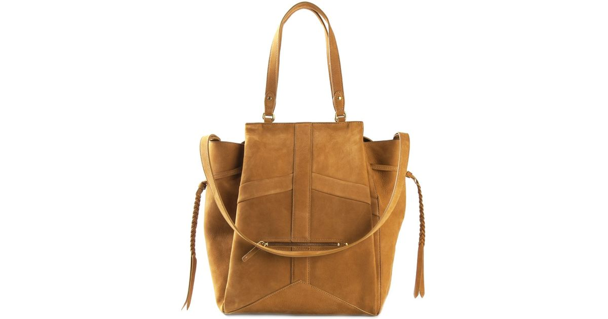 Top Jérôme dreyfuss 'Anatole' Tote in Brown | Lyst ZD65