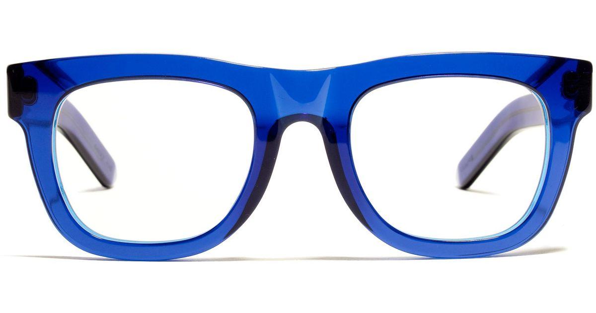 5a890d171d71 Madewell Super™ Ciccio Eyeglasses in Blue - Lyst