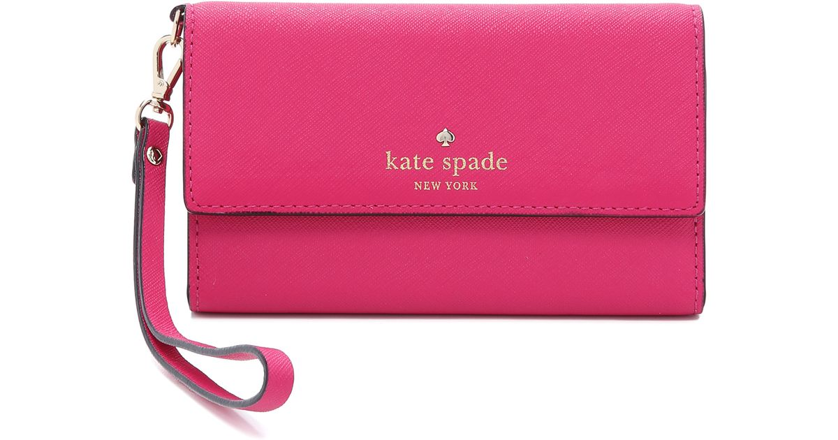 Kate Spade New York Cedar Street Iphone  Wristlet