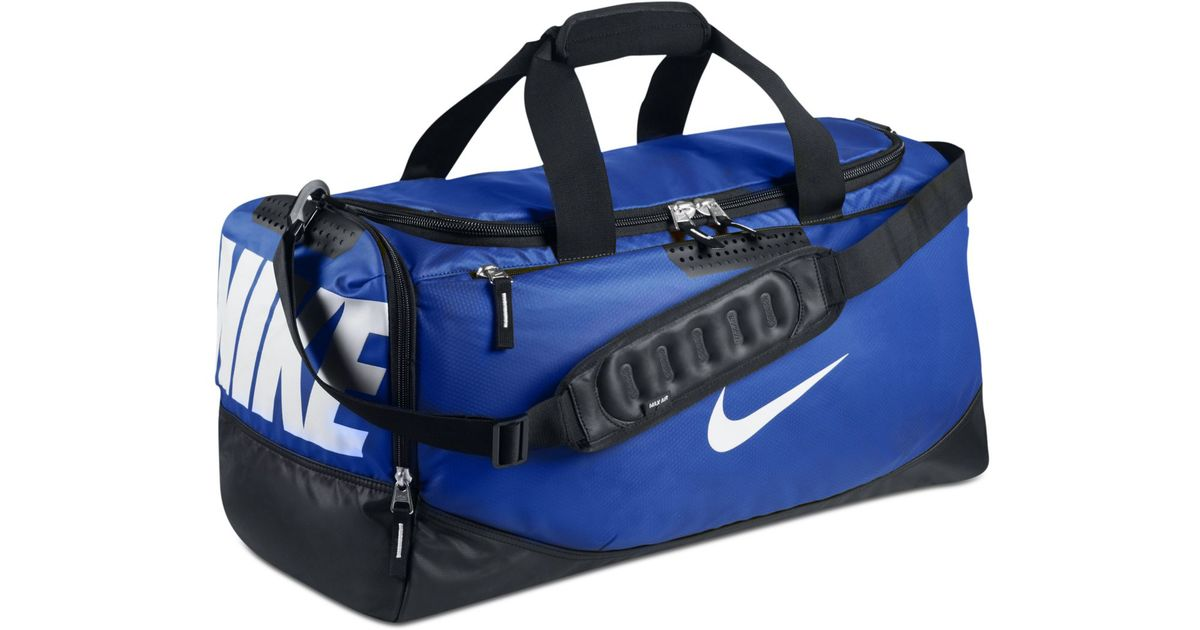 the best attitude b3b02 3e375 Nike Water Resistant Team Training Medium Duffle Bag in Blue for Men - Lyst