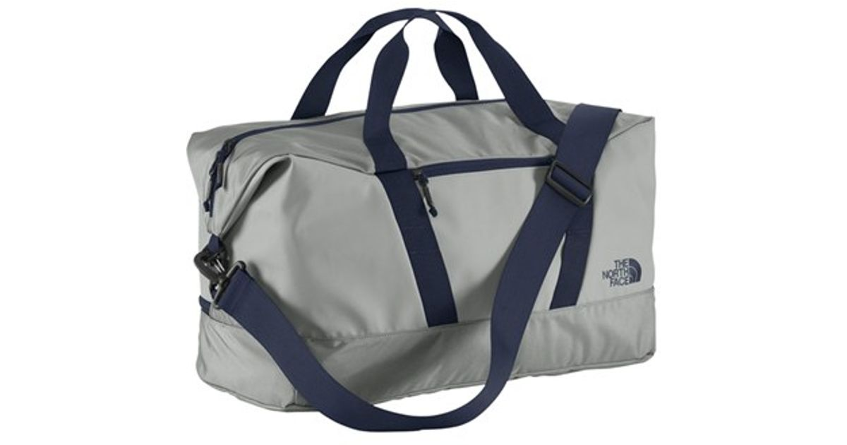 6c822cc777 ... Lyst - The North Face apex Gym Duffel Bag in Gray for Men cheap prices  cd8df ...