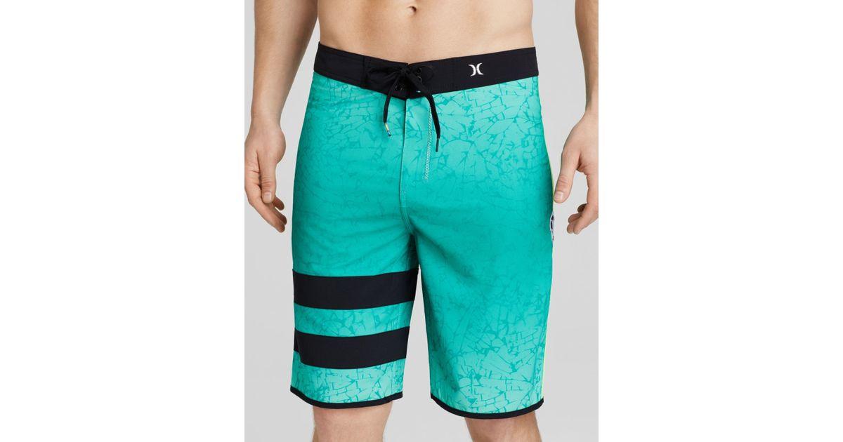 8e2257c274 Hurley Phantom Force 2 Board Shorts in Green for Men - Lyst