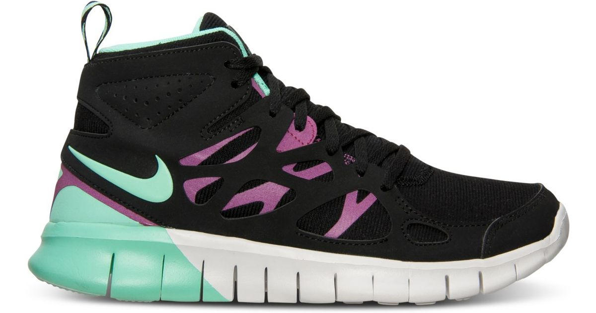nike free run 2 mid womens