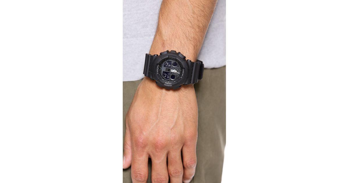 79d3f7b33 G-Shock Big Combi Military Series Watch in Black for Men - Lyst