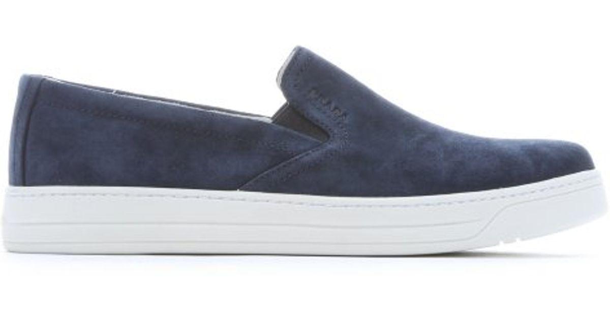 Chaussures De Sport En Daim Bleu 66Nlk8iPr
