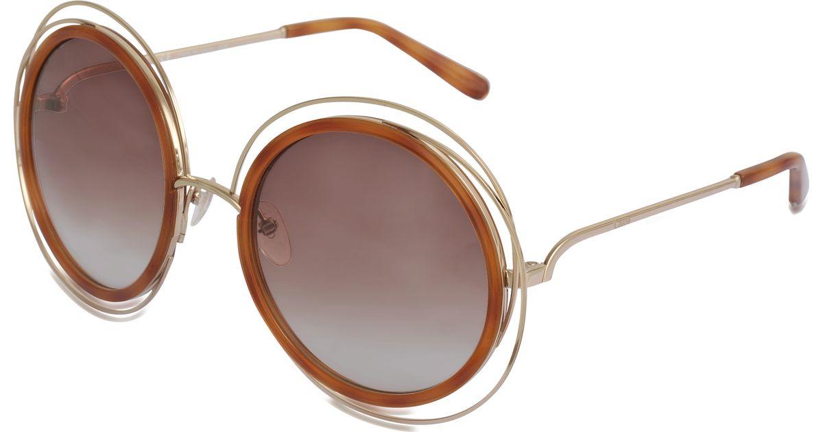 ff6402b13e Chloe Carlina Sunglasses Replica