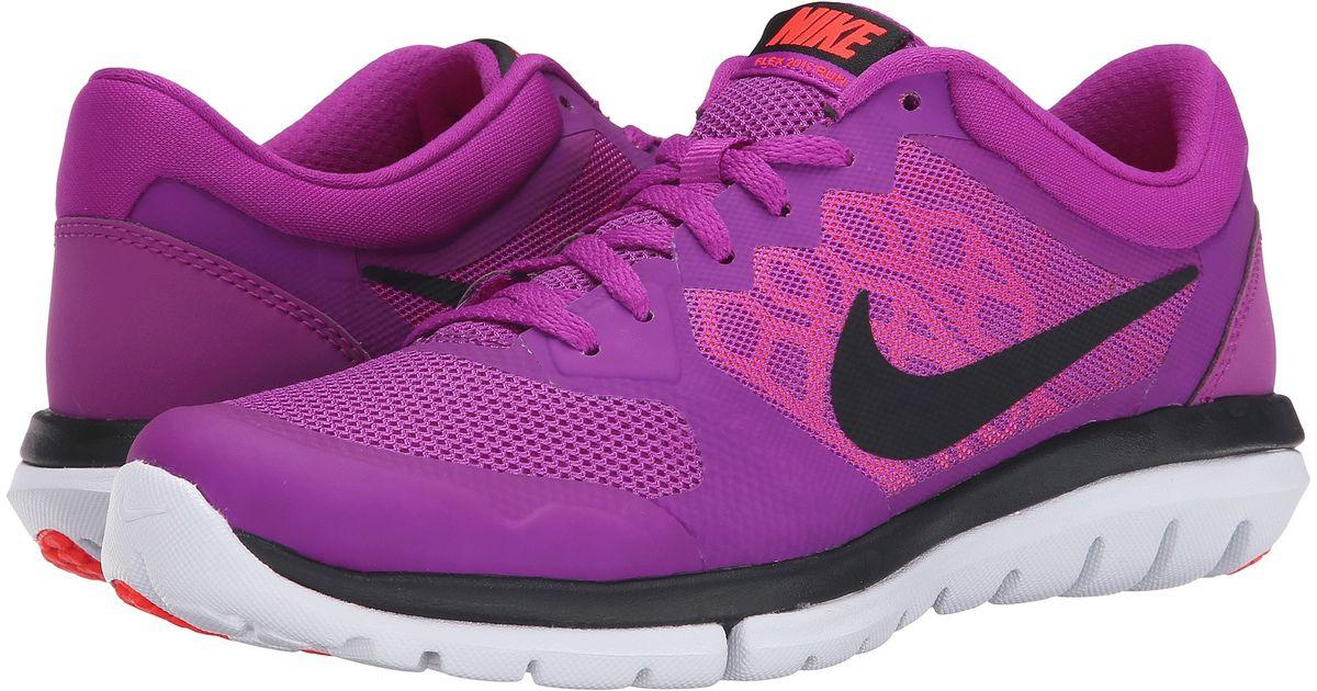Lyst - Nike Flex 2015 Rn in Purple for Men c836afe94ae
