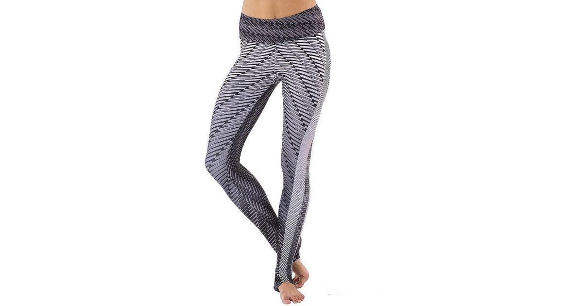 Electric yoga modern woman legging in gray lyst