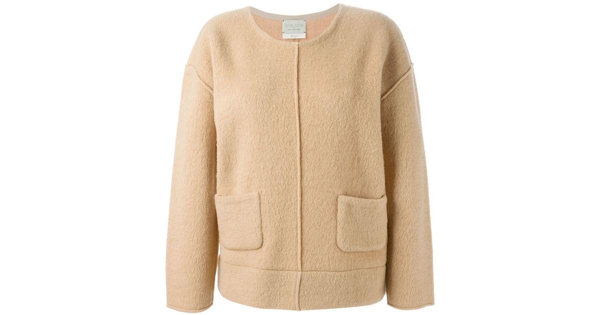 Sale Shop Offer open cardigan - Nude & Neutrals Forte_Forte Sale Deals Cheap Sale Choice GhKqzcE6