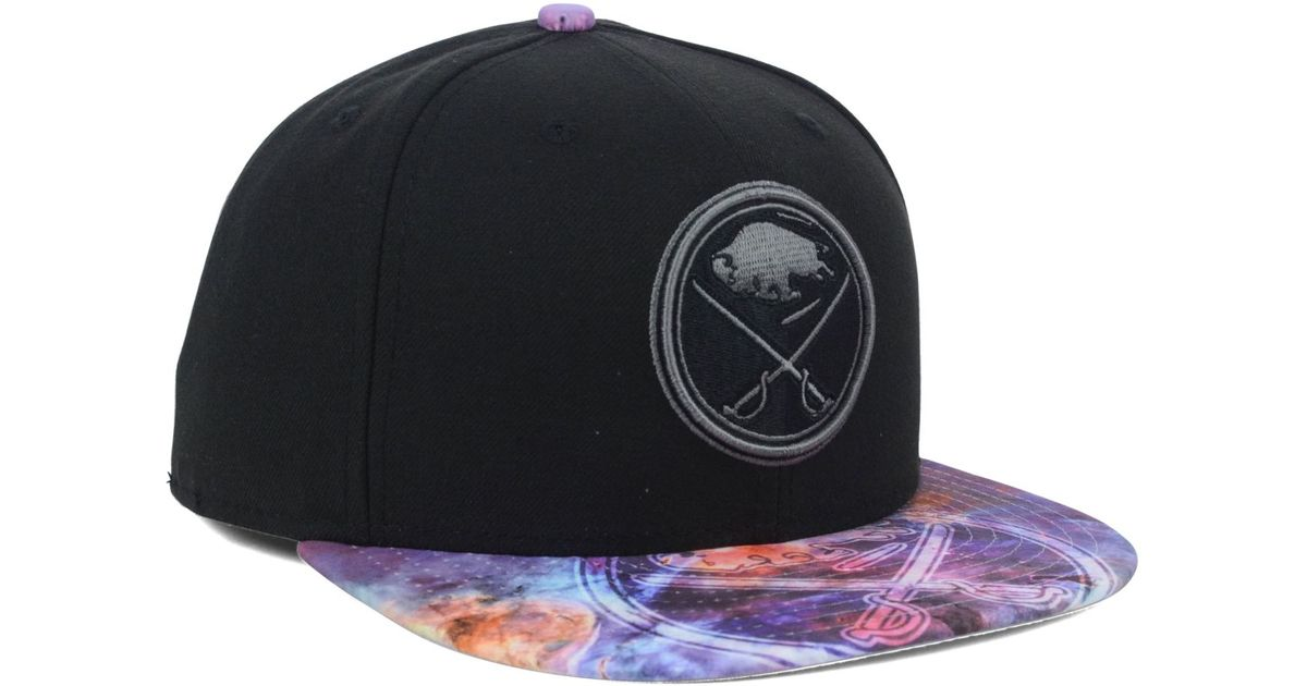 super cute 86cf8 0b84d KTZ Buffalo Sabres Nhl Galaxy Vizasketch 59fifty Cap in Yellow for Men -  Lyst