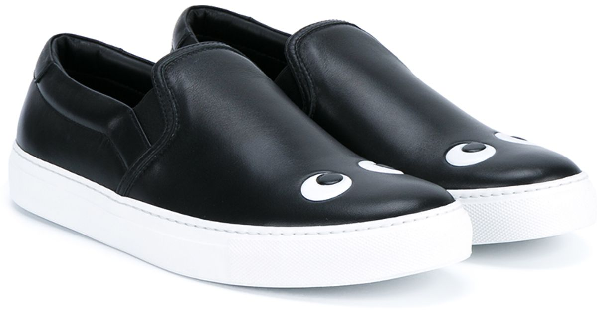 ce9f60a7d anya-hindmarch-black-eyes-skater-shoes-product-1-525830572-normal.jpeg
